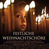 Festliche Weihnachtschöre by Various Artists