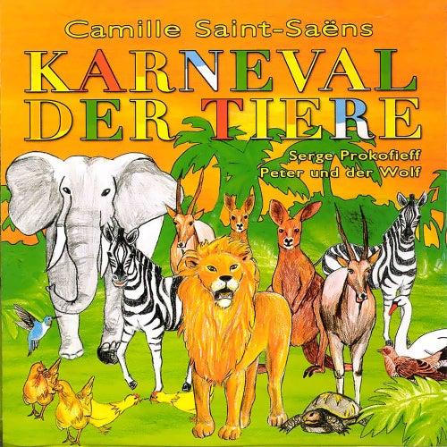 Karneval der Tiere / Peter und der Wolf by Hr Brass