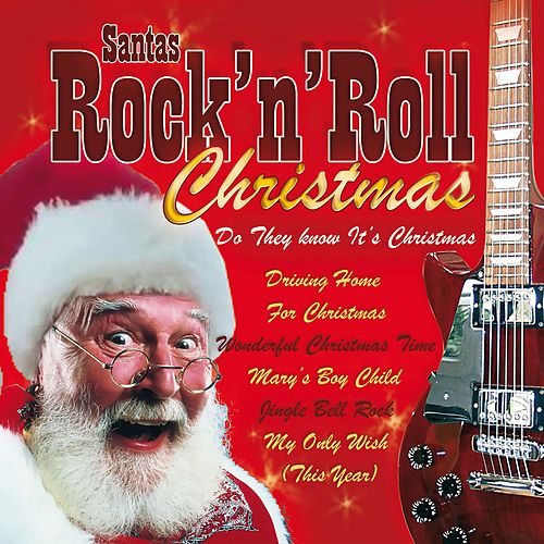 Santa's Rock'n'Roll Christmas by Various Artists