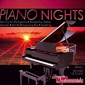 Romantic Instrumentals: Piano Nights de Richard de Cluny