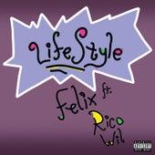 LifeStyle (feat. Rico Wil) de Felix (Rock)