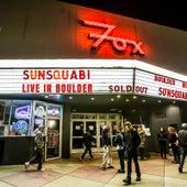 Live in Boulder de Sunsquabi