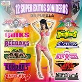 12 Super Exitos Sonideros De Puebla de Various Artists