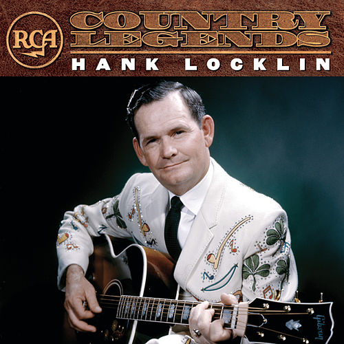 RCA Country Legends by Hank Locklin