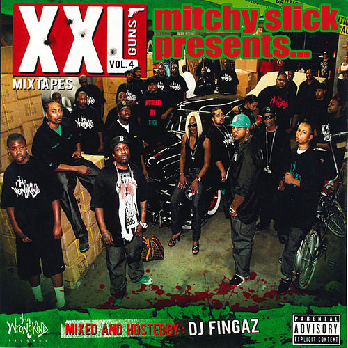 XXL Mixtapes, Vol. 4: Guns by Various Artists
