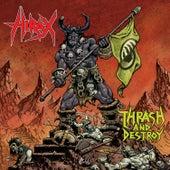 Thrash and Destroy von Hirax
