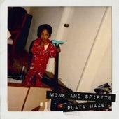Wine and Spirits by Playa Haze