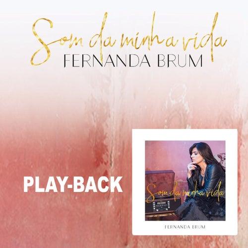 Som da Minha Vida (Playback) de Fernanda Brum
