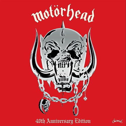 Motörhead 40th Anniversary Edition by Motörhead