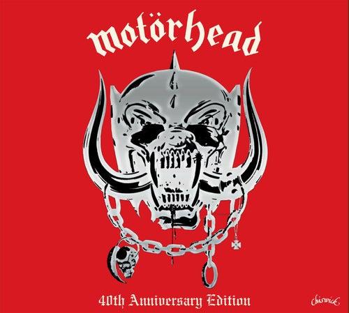 Motörhead 40th Anniversary Edition by Motörhead