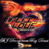 I Feel Your Love de DJ Dangerous Raj Desai