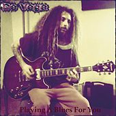 Playing A Blues For You by Various Artists