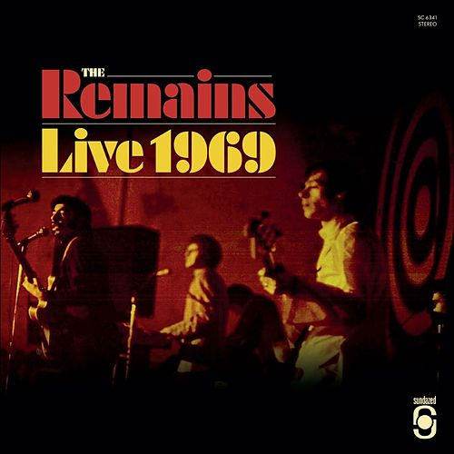 Live 1969 by The Remains