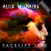 Facelift Live: The Palladium, Hollywood, CA 6 Oct '91 Remastered de Alice in Chains