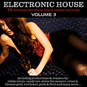 Electronic House Vol. 3 von Various Artists
