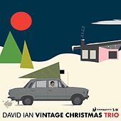 Vintage Christmas Trio by Davidian