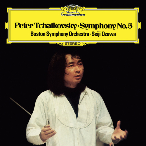 Tchaikovsky: Symphony No.5 In E Minor, Op.64, TH.29 by Seiji Ozawa