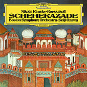 Rimsky-Korsakov: Scheherazade, Op.35 / Bartók: Music For Strings, Percussion And Celesta, Sz. 106 by Seiji Ozawa