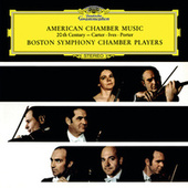 Carter: Sonata For Flute, Oboe, Violoncello And Harpsichord / Ives: Largo For Violin, Clarinet And Piano / Porter: Quintet For Oboe And String Quartet / Dvorák: String Quintet No.2 In G Major, Op.77, B.49 by Boston Symphony Chamber Players