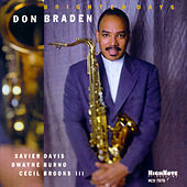 Brighter Days by Don Braden
