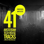 41 Amsterdam Tech House Tracks Multibundle - EP de Various Artists