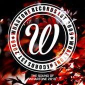 The Sound Of Whartone 2016 - EP von Various Artists