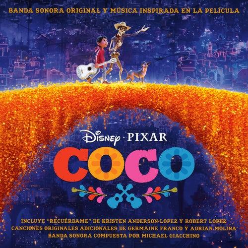 Coco (Banda Sonora Original en Español) de Various Artists