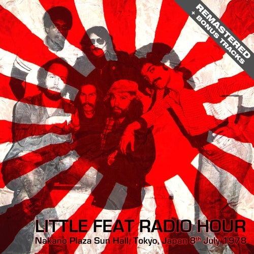 Live: Nakano Plaza Sun Hall, Tokyo (8 Jul '78) Remastered + Bonus Tracks von Little Feat