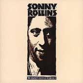 The Complete Prestige Recordings by Sonny Rollins