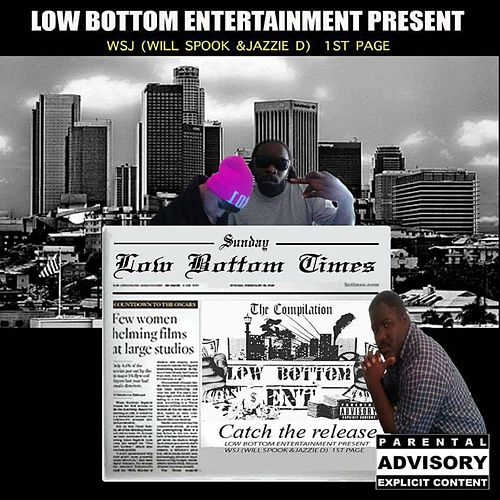 Wsj  First Page (feat. Jazzie D) by Will Spook
