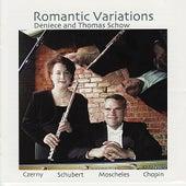 Czerny, Schubert, Moscheles, Chopin: Romantic Variations by Deniece Schow