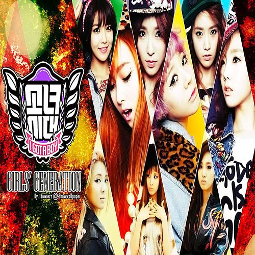 Korean music by Girls' Generation