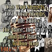 Doo Wop Nuggets Vol. 1 - Lost Vocal Groups Of The Fifties - The Rare, The Rarer And The Rarest Of Doo Wop by Various Artists