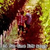 34 Fun Time Kids Songs de Canciones Para Niños