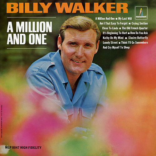 A Million and One by Billy Walker