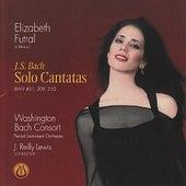 Bach: Solo Cantatas de Elizabeth Futral