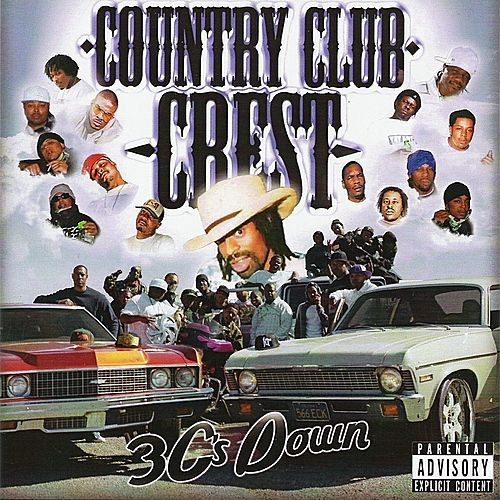 Country Club Crest: 3 C's Down by Various Artists