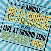 3rd Annual Delta Groove All-Star Blues Revue - Live At Ground Zero, Vol. 2 by Various Artists