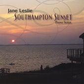 Southampton Sunset de Jane Leslie