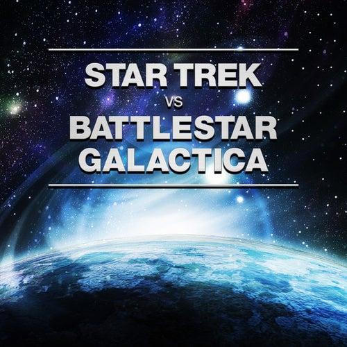 Star Trek Vs Battlestar Galactica by Various Artists