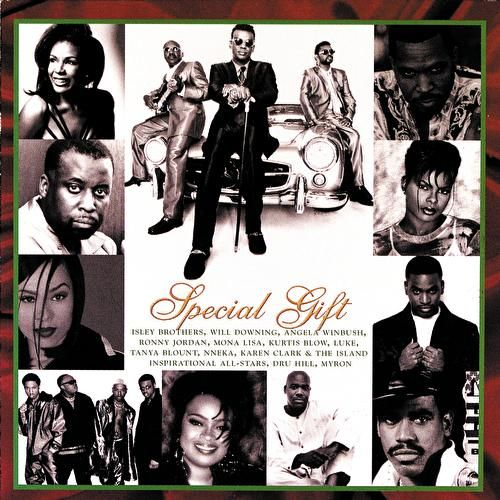 special gift island black music christmas album by various artists - Black Christmas Music