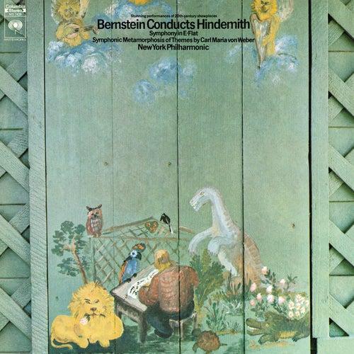 Bernstein Conducts Hindemith (Remastered) by Leonard Bernstein