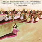 Leonard Bernstein conducts Carl Maria von Weber (Remastered) by Leonard Bernstein