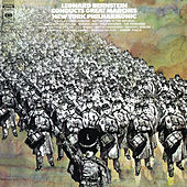 Leonard Bernstein Conducts Great Marches (Remastered) by Leonard Bernstein