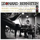 Mozart: Piano Concertos Nos. 15 & 17 (Remastered) by Leonard Bernstein