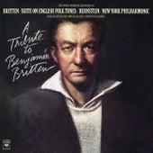 A Tribute to Britten (Remastered) by Leonard Bernstein