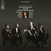 Schumann: Piano Quintet in E-Flat Major, Op. 44 - Mozart: Piano Quartet No. 1 in G Minor, K. 478 (Remastered) de Leonard Bernstein