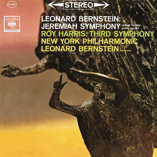 Bernstein: Symphony No. 1 - Harris: Symphony No. 3 (Remastered) by Leonard Bernstein