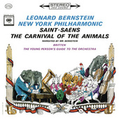 Saint-Saëns: Le carnaval des animaux, R. 125 - Britten: The Young Person's Guide to the Orchestra, Op. 34 (Remastered) by Various Artists