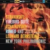 Stravinsky: Firebird Suite - Tchaikovsky: Romeo and Juliet ((Remastered)) by Leonard Bernstein